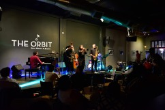 The Orbit - Jazz Club & Bistro, Braamfontein, Johannesburg, Gauteng, South Africa via photopin (license)
