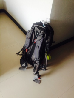 First Ascent Backpack