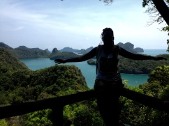 Solo Trip Thailand Islands