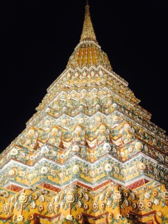 Wat Pho at Night - Phra Borom Maha Ratchawang