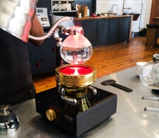 Siphon alternative brewing