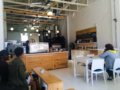 Craft Coffee space newtown