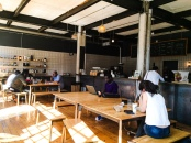 Origin coffice space Maboneng