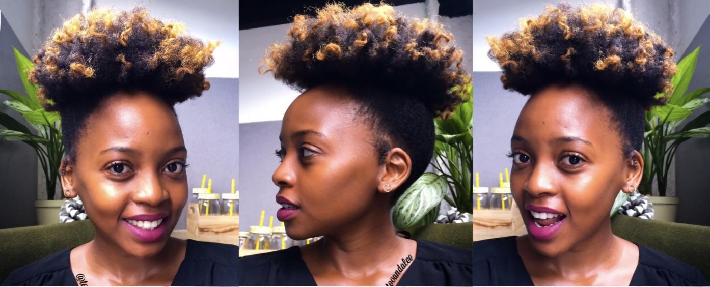 natural hair tooandalee