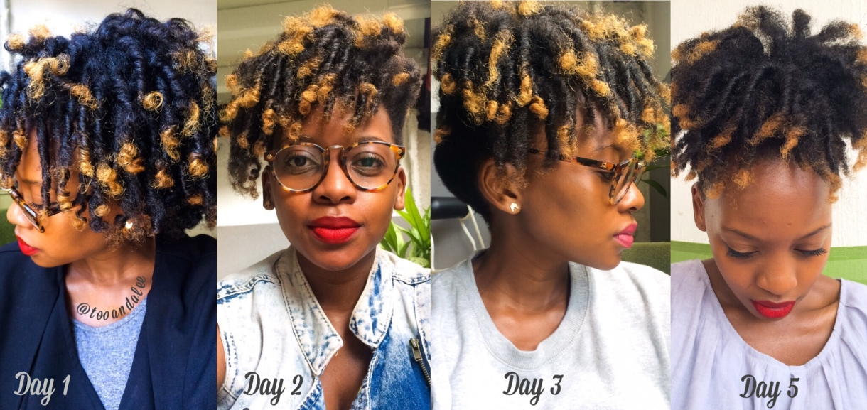 How To Achieve 4c Hairstyle Hold For Days Twists Outs Perm Rods Flexi Rods Natural Hair Co
