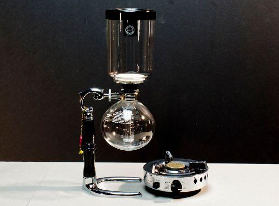 Siphon - Alternative brewing method