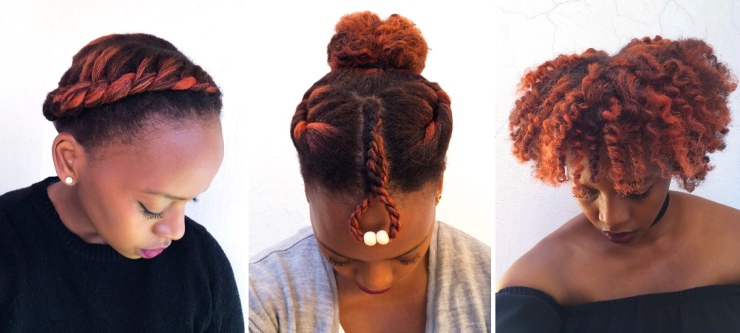 natural hair color prep